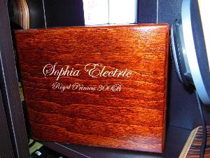 Shophia Electric Royal Princess Box
