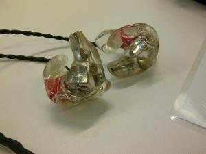 The Ultimate form of Fitear with Titanium Pipe inside!