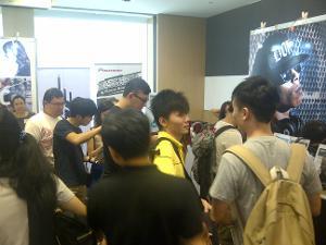 Mook Headphone Festival @Suntec City Singapore 2-4 August 2013