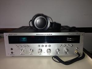Marantz 2270 & Beyer DT880 Pro / Pioneer SX-780 & Sansui SR222 & Yamaha EPH-100