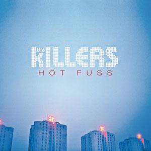 Hot Fuss album cover.
