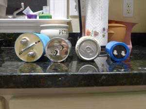 Various caps for use in replacing the stock electrolytic caps in the power supply of the...
