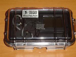Cowon D2+ & Audio Technica CK7 Canalphone