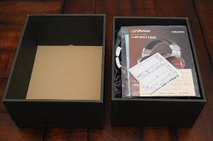 Inside box (duh!)