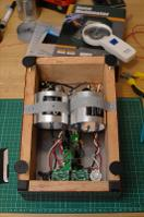 The madness begins. I install 100uf 250V ClarityCap ESAs as coupling caps. In this picture the...