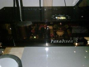Paradisea 3 Limited Edition in full aluminum casing