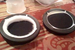 d2000 earpad stuffed bottom view