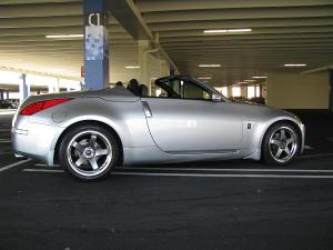 2004 350Z Roadster