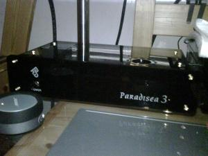 Paradisea 3 in its original casing