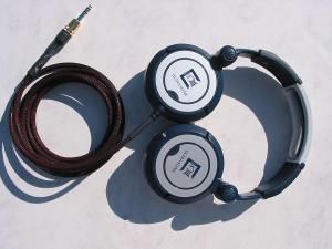 "Modified Ultrasone PROline 650 Headphones with Silver Dragon V2 with Cardas 1/4"" Plug"