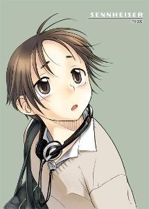 Sennheiser Anime Pics