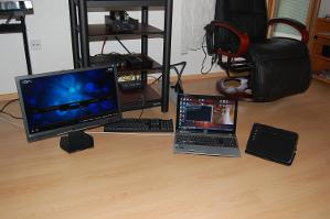Setting up media server (OpenELEC)