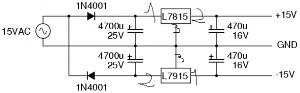 kvant's power supply
