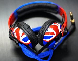 Sennheiser  headphones Union Jack - Tom Daley - Sponsorship.png