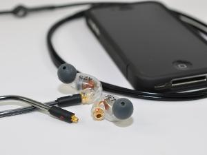 The Black Dragon V1 IEM Shure headphone cable is the baby brother to the Silver Dragon V1 IEM...
