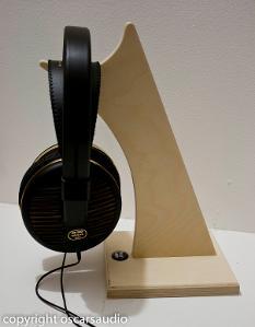 oscarsaudio headphone stand www.oscarsaudio.co.uk