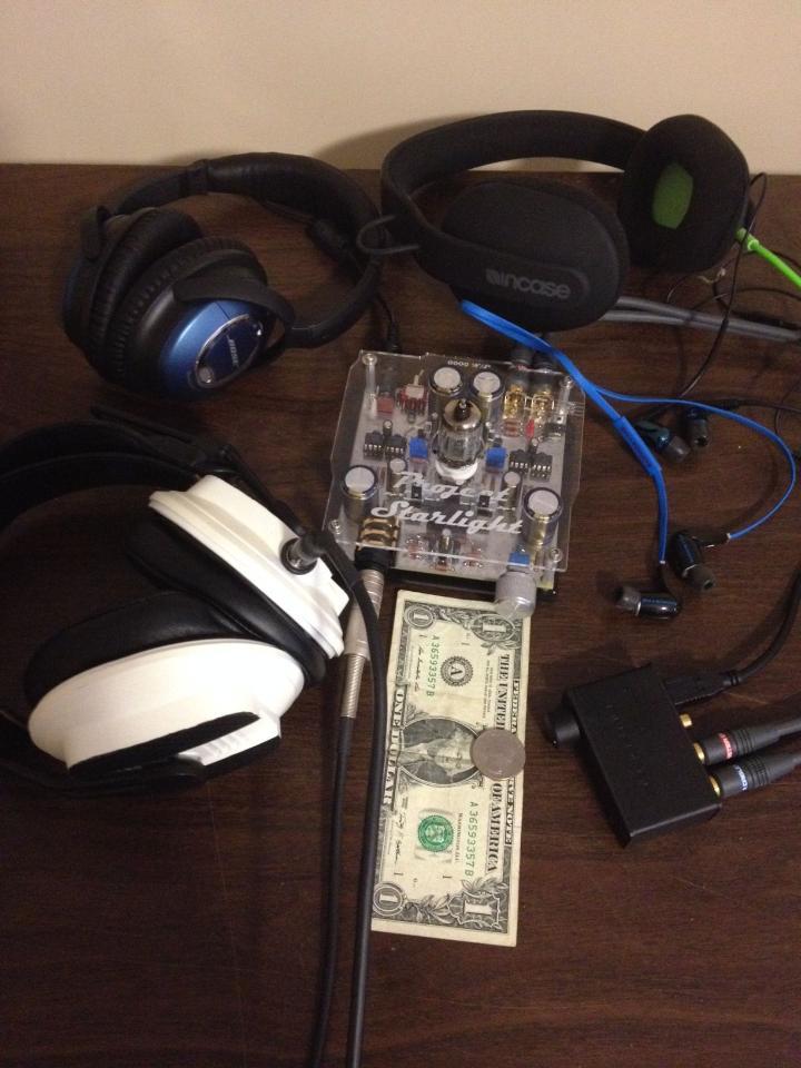 Headphones Setup