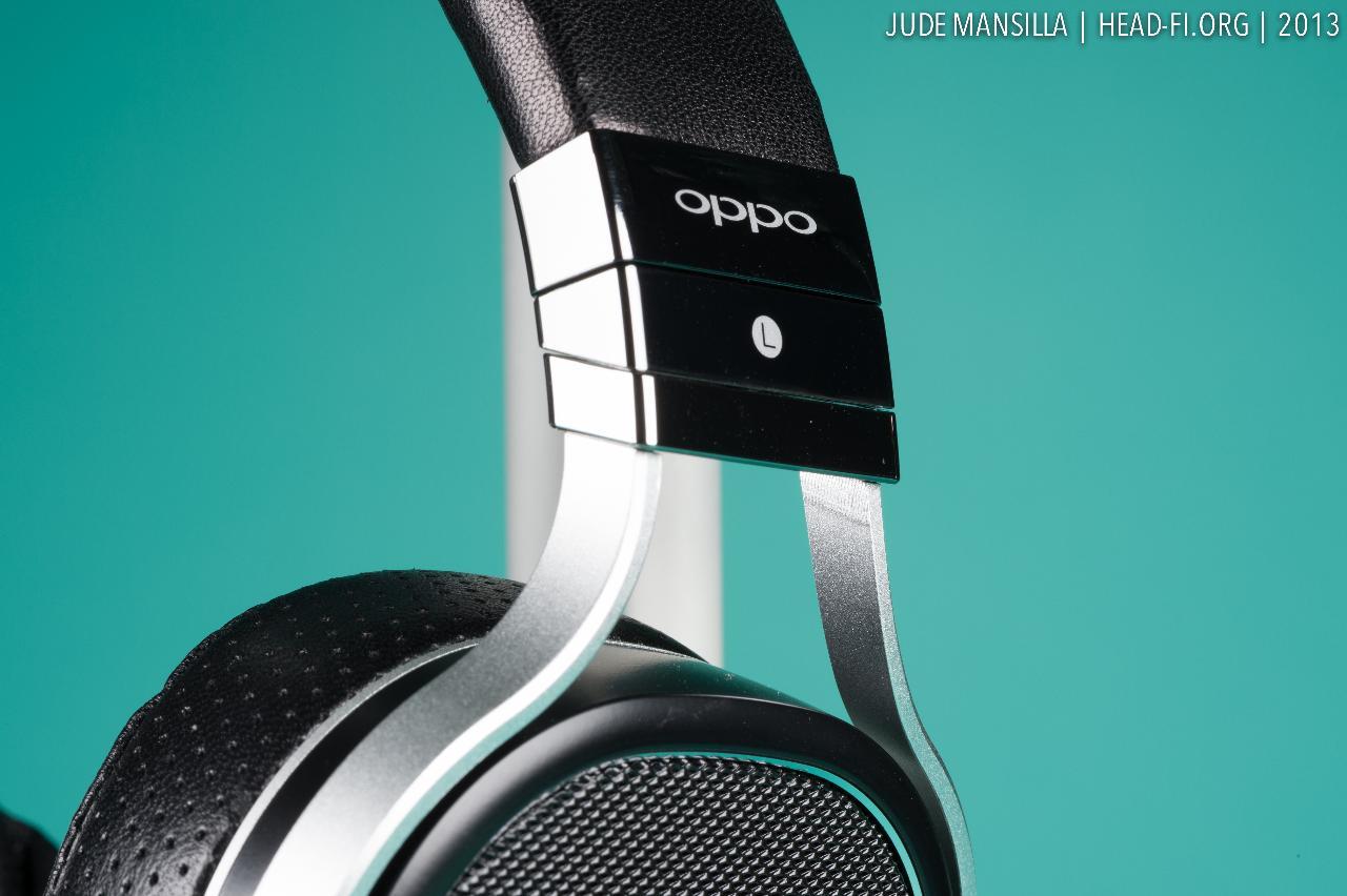 OPPO PM-1 pre-production prototype.