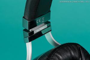OPPO PM-1 pre-production prototype headband adjustment mechanism (inside view).