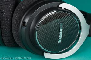 The carbon fiber plates on the outside of the SRH1540's earcups are real carbon fiber. The...