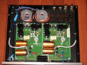 Headphone Amp Solid State