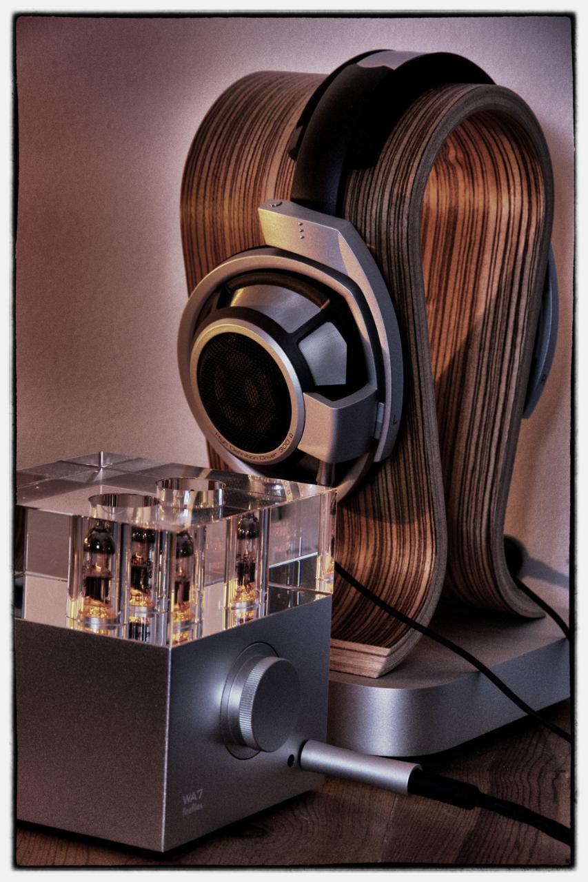 Sennheiser HD800 & Woo Audio WA7