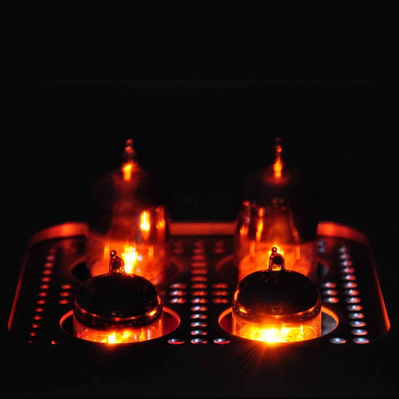 Glowing Schiit Valhalla.