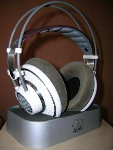 AKG K701 (over 800 hours burn-in)