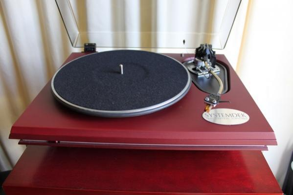 Dunlop Systemdek Transcription Turntable; SME Series IIIs CA-1 Tonearm; Blue Angel Audio Mantis...