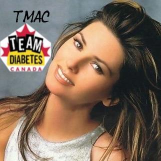 November National Diabetes Awareness Month + 90's November Shania Twain