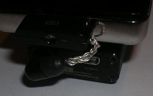 iPod 5.5g with internal film caps -> mini LOD -> Shadow
