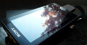 Sony X1050 16gb, Sony X silver/copper LOD, Headstage Arrow 12HE