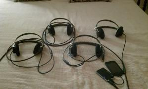 4 sets complete & receiving some play hours with the fiiO e11