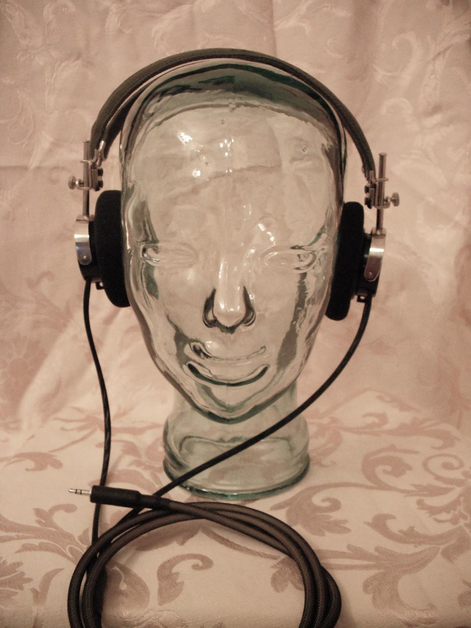 Very new / very old headphones.<br /> <br />