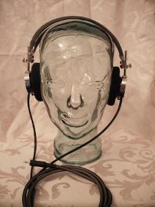 Very new / very old headphones.