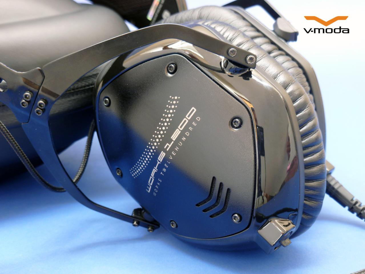 V-Moda Crossfade M100 (Shadow)