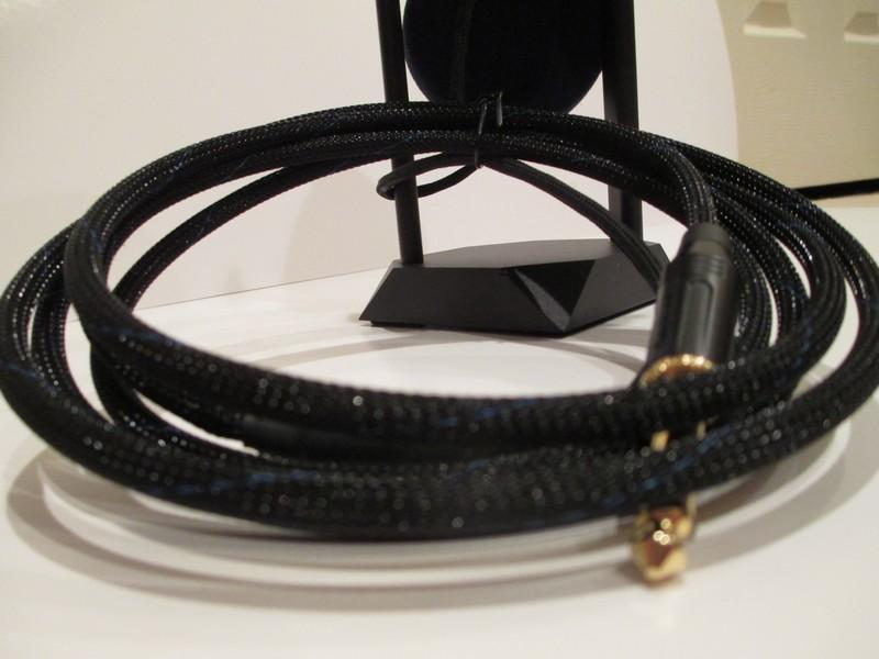 Custom 7' Canare Star Quad Cable