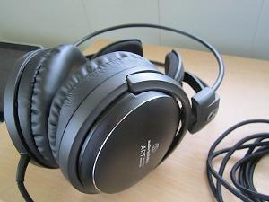 Audio Technica ATH-A900x's which I currently own.
