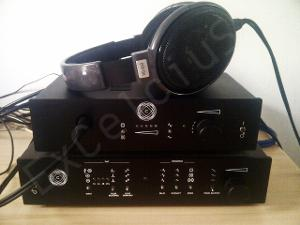 Sennheiser HD 650 with Meier Concerto and StageDAC :-)