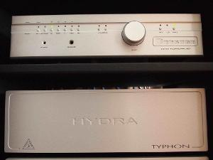 Bryston B100 amp,