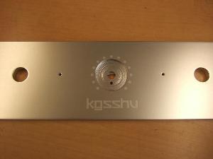 KGSSHV brightened/anodized/polished FP.