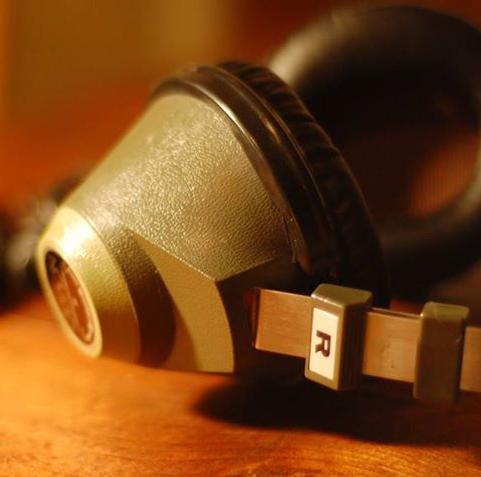 "My ""main"" headphones."
