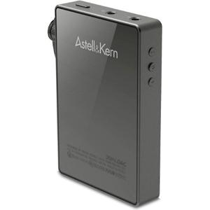 The Astell&Kern is the ultimate portable high-fidelity audio system capable of playing Mastering...
