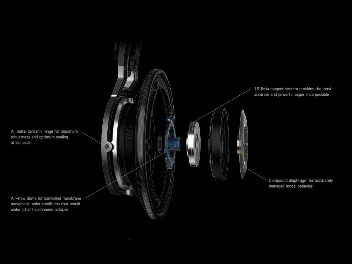 The K812 transducer is the largest AKG has ever built. The 53 mm transducer was developed to...