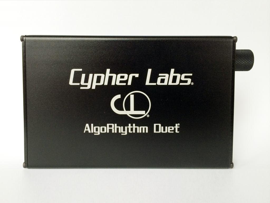 The AlgoRhythm Duet achieves true desktop quality in a portable headphone amplifier.<br /> <br...