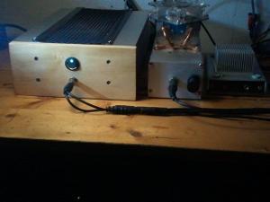 Three Amp Camp Amps