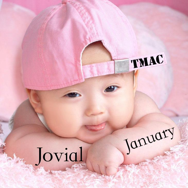 TMAC - Jovial January: Chillout Baby