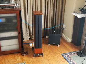 Vienna Acoustics, Mozart Grand SE spkr with