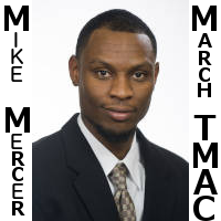TMAC - Mike Mercer March
