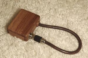 HD-681 mk2 filter box, Oak.